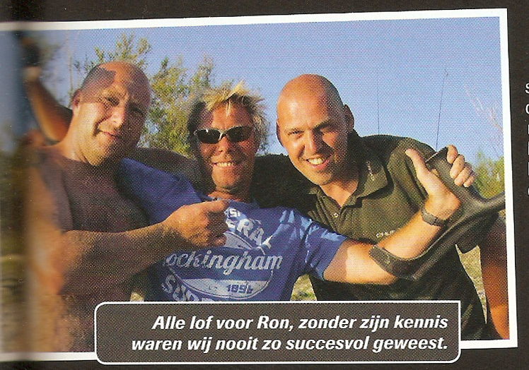 Beet april 2014 Ron op Krukken